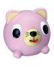 """Emocinis žaisliukas """"Jabber Ball"""" Rožinė katytė"""