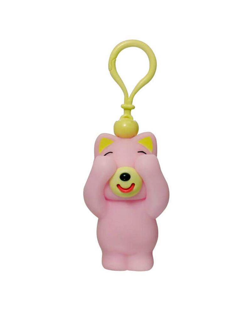 """Interaktyvus žaisliukas-pakabukas """"Jabb-A-Boo"""" Rožinė katytė"""