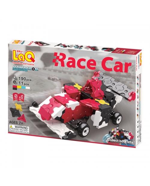 "Konstruktorių rinkinys LaQ ""Hamacron Constructor Race Car"""