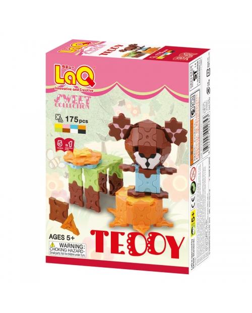 "Konstruktorių rinkinys LaQ ""Sweet Collection Teddy"""