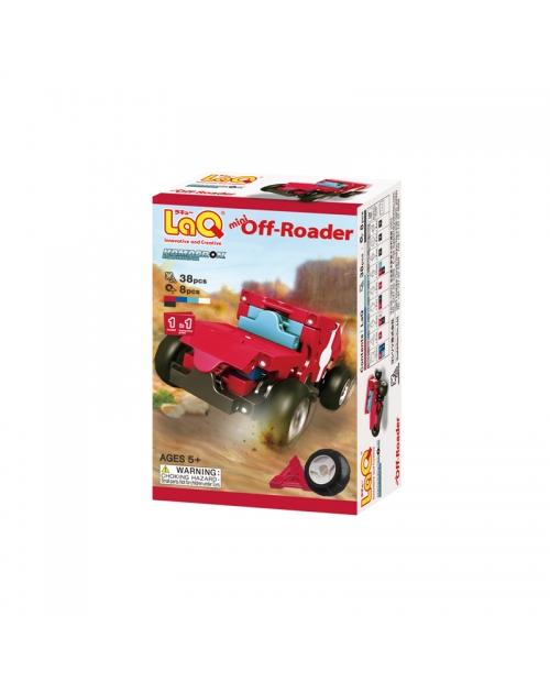 "Konstruktorių rinkinys LaQ ""Hamacron Constructor Mini Off-Roader"""