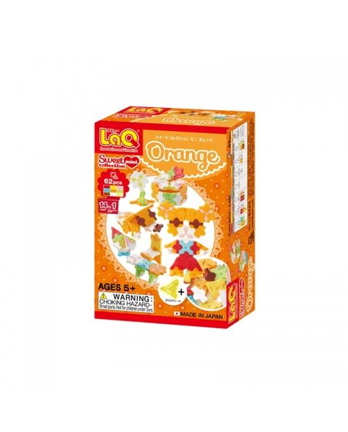 "Konstruktorių rinkinys LaQ ""Sweet Collection Mini Orange"""