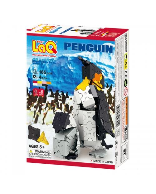 "Konstruktorių rinkinys LaQ ""Marine World Penguin"""