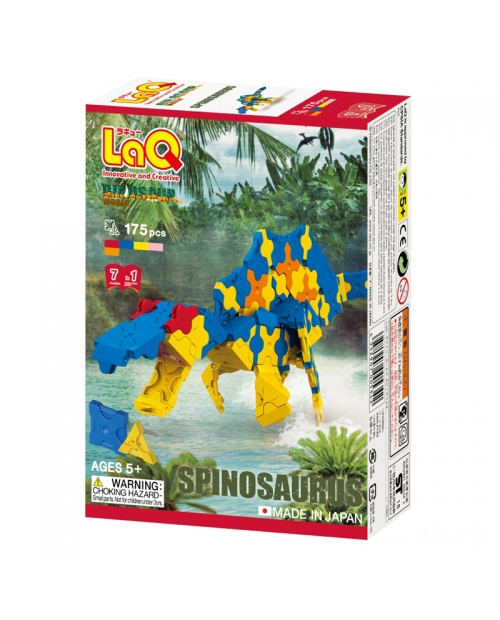 "Konstruktorių rinkinys LaQ ""Dinosaur World Spinosaurus"""