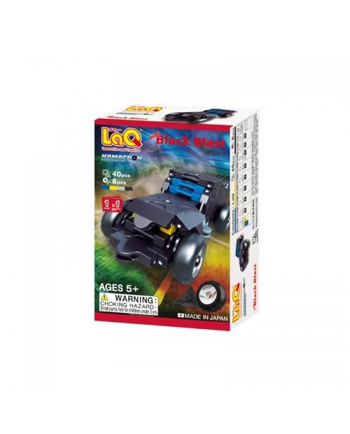 "Konstruktorių rinkinys LaQ ""Hamacron Constructor Mini Black Blast"""