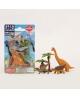 """IWAKO trintukų – dėlionių rinkinys """"Dinosaurs 2"""""""