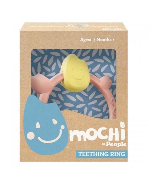 """""""Mochi"""" kramtukas – žiedelis iš natūralių ryžių"""